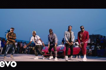 D'Banj – Issa Banger Featuring Slimcase, Mr. Real (Video)
