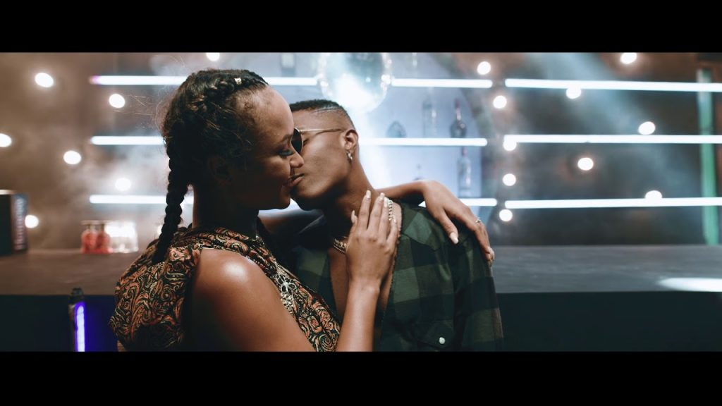 Fake Love – Wizkid Ft. Duncan Mighty (Video)