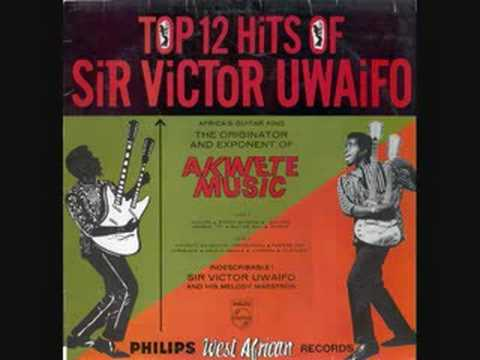 Sir Victor Uwaifo – Guitar Boy