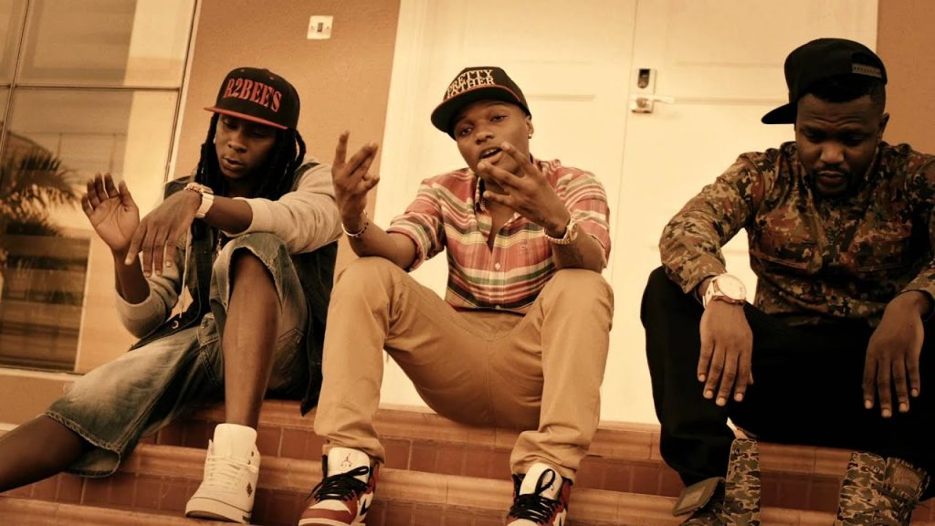 Slow Down – R2bees Ft. Wizkid