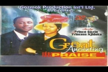 Great Anointing, Vol. 2 by Prince Gozie Okeke & Princess Njideka Okeke